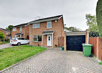 Thumbnail 3 bed detached house for sale in Stoneleigh Court, Frimley, Camberley