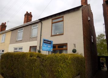 Thumbnail 2 bed end terrace house for sale in Waingroves Road, Waingroves, Ripley, Derbyshire