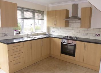 Thumbnail 3 bed terraced house to rent in Holme Dene, Hunwick, Crook