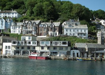 Thumbnail 2 bed maisonette for sale in Hannafore Road, West Looe, Cornwall