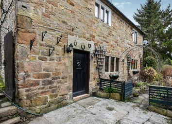 Thumbnail 2 bed cottage for sale in Croft Cottage, Dale Bank, Milltown, Ashover, Chesterfield, Derbyshire