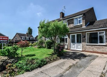 Thumbnail 3 bed semi-detached house for sale in Spadesbourne Road, Lickey End, Bromsgrove