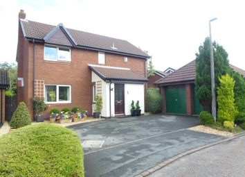 Thumbnail 4 bed detached house for sale in Spring Meadow, Clayton Le Woods