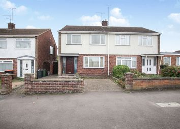 Thumbnail 3 bed semi-detached house for sale in Katherine Drive, Dunstable