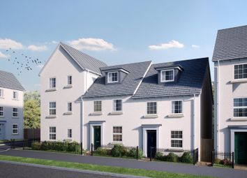 Thumbnail 4 bedroom terraced house for sale in Blackthorn Lane, Cranbrook, Exeter