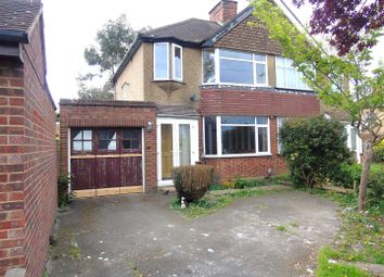 Thumbnail 3 bed semi-detached house for sale in Balmoral Road, Watford