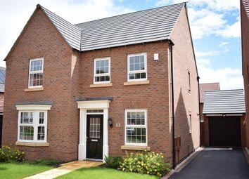 "Thumbnail 4 bedroom detached house for sale in ""Holden"" at Old Derby Road, Ashbourne"