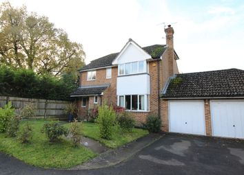 Thumbnail 4 bed detached house for sale in The Glebelands, Crowborough