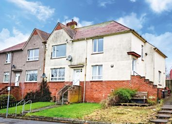 Thumbnail 3 bed flat for sale in Glebe Crescent, Maybole, South Ayrshire
