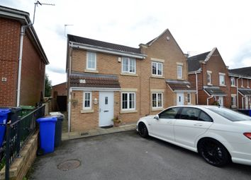Thumbnail 4 bed semi-detached house to rent in Newbold Close, Dukinfield, Cheshire