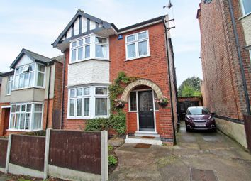 Thumbnail 4 bed detached house for sale in Worcester Road, Woodthorpe, Nottingham