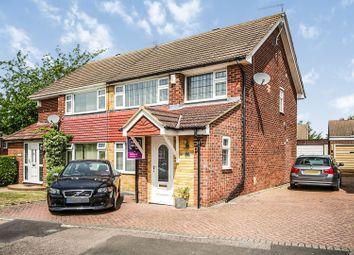 3 bed semi-detached house for sale in Clipper Crescent, Gravesend DA12