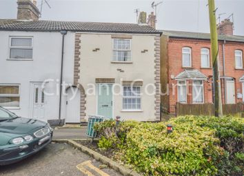Thumbnail 2 bed end terrace house for sale in High Street, Eye, Peterborough