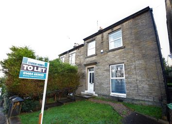 Thumbnail 3 bed terraced house to rent in Dog Kennel Bank, Huddersfield