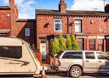 Thumbnail 2 bed end terrace house for sale in Gill Street, Portwood, Stockport, Cheshire