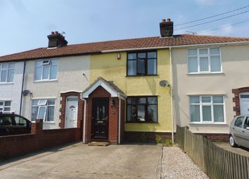 Thumbnail 3 bedroom terraced house for sale in Sproughton Road, Ipswich