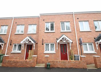 Thumbnail 4 bed town house to rent in Ayres Road, Old Trafford, Manchester
