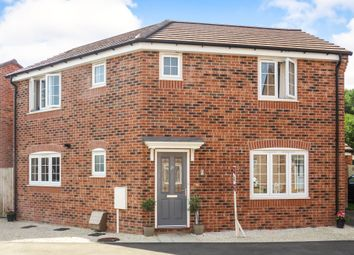 Thumbnail 3 bed detached house for sale in Freya Road, Ollerton, Newark
