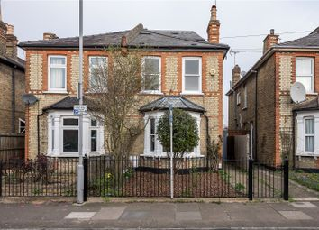 Thumbnail 4 bed semi-detached house for sale in Wyndham Road, Kingston Upon Thames