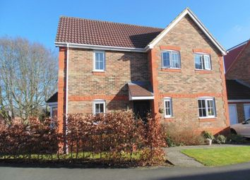 Thumbnail 3 bedroom detached house for sale in Trenchmead Gardens, Basingstoke