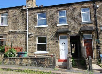 Thumbnail 2 bed terraced house for sale in Baker Street, Lindley, Huddersfield