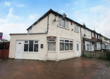 5 bed end terrace house for sale in Connaught Road, Luton LU4