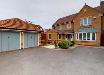 Thumbnail 4 bed detached house for sale in Countess Grove, Chellaston, Derby