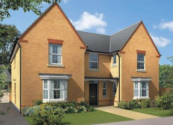 "Thumbnail 5 bed detached house for sale in ""Stowe"" at Fosse Road, Bingham, Nottingham"