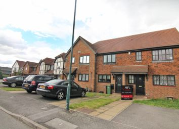 Thumbnail 2 bed terraced house to rent in Saffron Close, Croydon