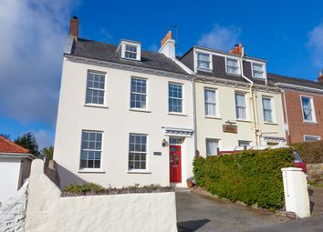 Thumbnail 4 bed town house for sale in Le Foulon, St. Peter Port, Guernsey