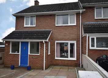 Thumbnail 3 bed end terrace house for sale in Tristan Close, Beacon Heath, Exeter