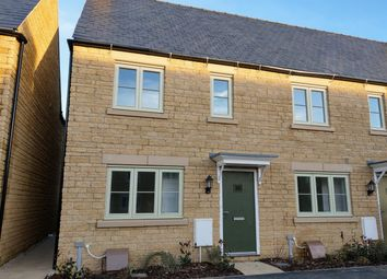 Thumbnail 2 bed end terrace house for sale in Todenham Road, Moreton In Marsh, Gloucestershire