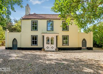 Thumbnail 5 bed detached house for sale in Yarmouth Road, Ellingham, Bungay, Norfolk