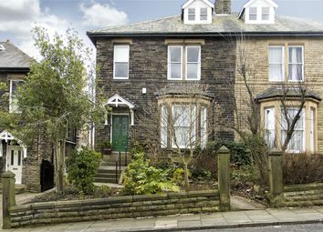 Thumbnail 5 bed semi-detached house for sale in West Park Street, Dewsbury, West Yorkshire