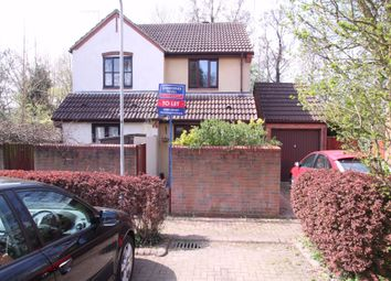 Thumbnail 1 bed terraced house to rent in Fairlight Drive, Uxbridge, Middlesex