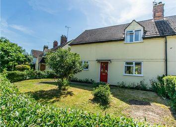 Thumbnail 4 bed semi-detached house for sale in Rogers End, Ashdon, Saffron Walden