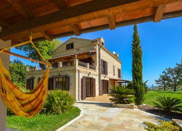 Thumbnail 4 bed farmhouse for sale in Lapedona, Fermo, Marche, Italy