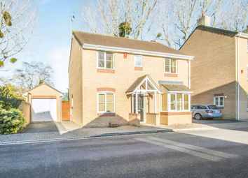 Thumbnail 4 bed detached house for sale in Avill Crescent, Taunton