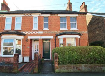 Thumbnail 3 bed semi-detached house for sale in Devonshire Road, Horsham