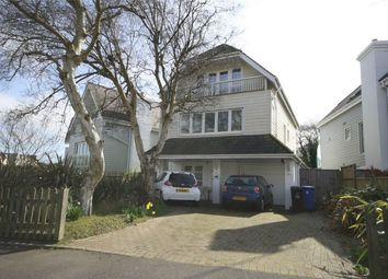 Thumbnail 4 bedroom detached house for sale in Sherwood Avenue, Whitecliff, Poole, Dorset