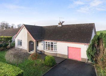 Thumbnail 3 bed detached bungalow for sale in 6 Lintagh Park, Annahilt, Hillsborough
