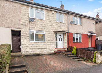 Thumbnail 3 bedroom terraced house for sale in Hornsea Road, Oakwood, Derby
