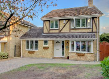 Thumbnail 4 bed detached house for sale in Tippits Mead, Binfield, Bracknell