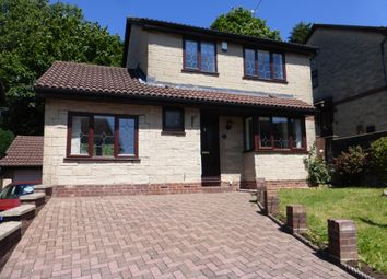 Thumbnail 4 bed detached house for sale in Castle Rise, Rumney, Cardiff