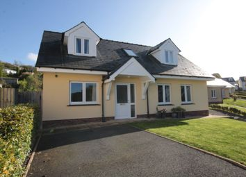 Thumbnail 4 bed detached bungalow for sale in Dolphin Court, New Quay