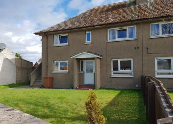 Thumbnail 2 bed flat for sale in Elgin Road, Lossiemouth