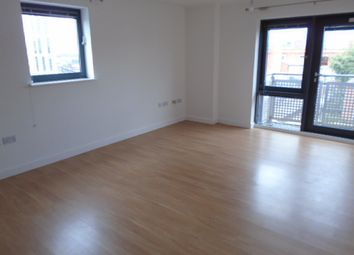 Thumbnail 2 bed flat to rent in Bath Lane, Leicester