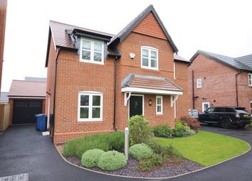 4 bed detached house for sale in Commissioner Square, Paddington, Warrington WA1