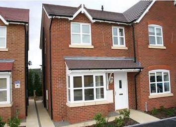 Thumbnail 3 bed semi-detached house to rent in LL18, Bodelwyddan, Rhyl