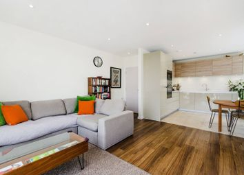 Thumbnail 2 bed flat for sale in Palmerston Road, Acton